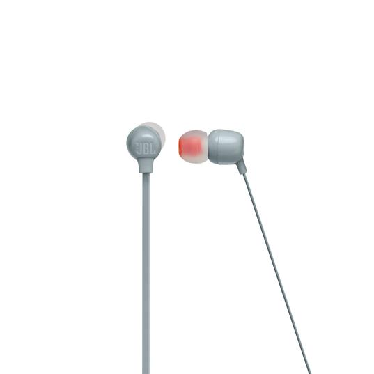 JBL TUNE 115BT - Grey - Wireless In-Ear headphones - Front