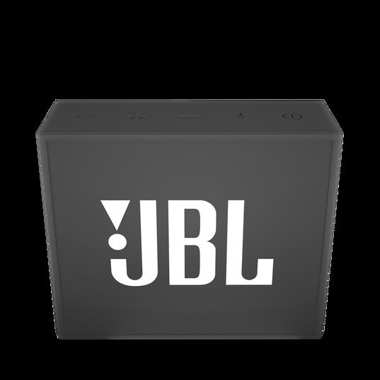 JBL GO - Black - Full-featured, great-sounding, great-value portable speaker - Back