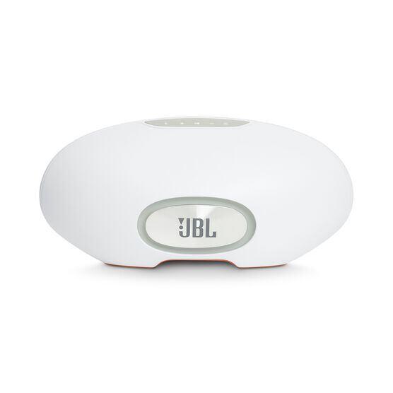 JBL Playlist - White - Wireless speaker with Chromecast built-in - Back