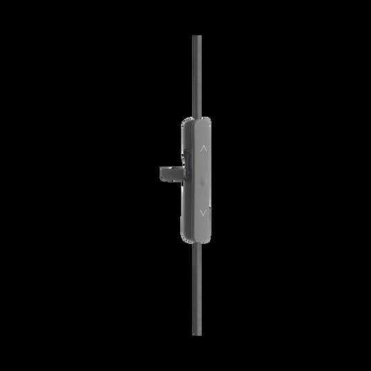 JBL EVEREST™ 110 - Gun Metal - Wireless In-ear headphones - Detailshot 1