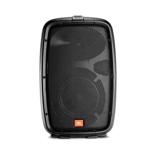 """JBL EON206P - Black - Portable 6.5"""" Two-Way system with detachable powered mixer - Detailshot 1"""
