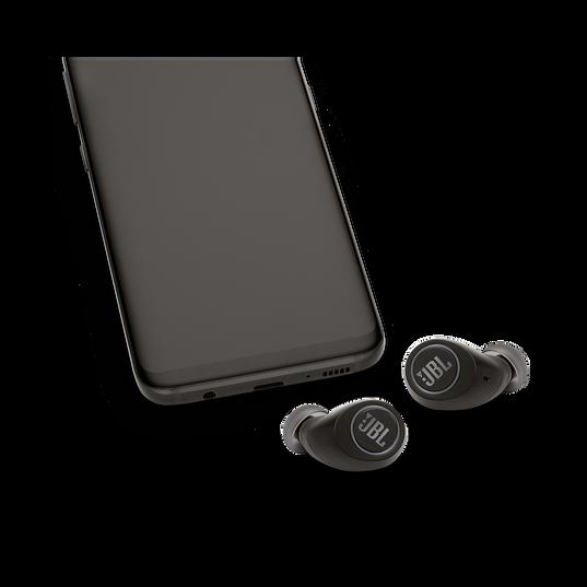 JBL Free - Black - Truly wireless in-ear headphones - Detailshot 4