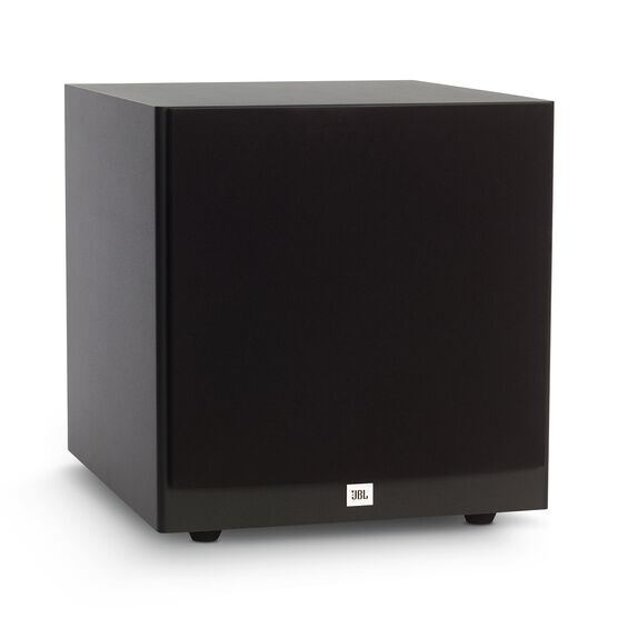 JBL Stage A120P - Black - Home Audio Loudspeaker System - Hero
