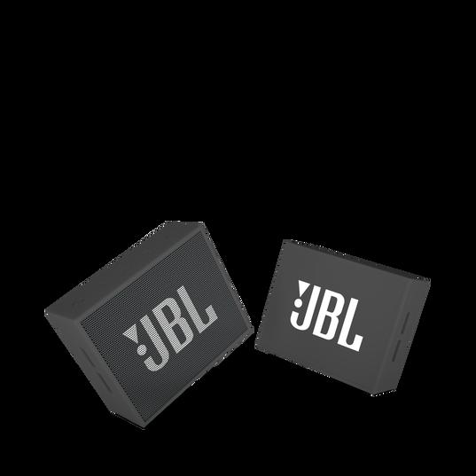 JBL GO - Black - Full-featured, great-sounding, great-value portable speaker - Detailshot 1