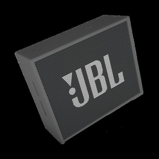 JBL GO - Black - Full-featured, great-sounding, great-value portable speaker - Detailshot 3