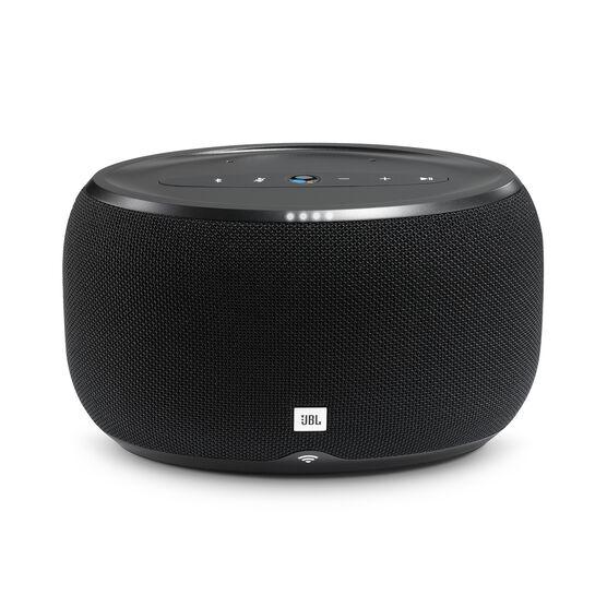 JBL Link 300 - Black - Voice-activated speaker - Front