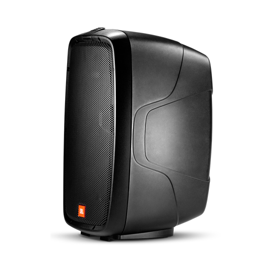 """JBL EON206P - Black - Portable 6.5"""" Two-Way system with detachable powered mixer - Detailshot 8"""