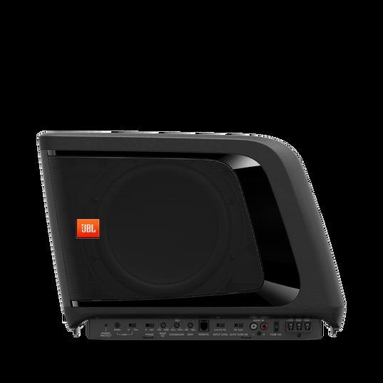 JBL BassPro Micro - Black - JBL BassPro Micro Dockable Powered Subwoofer System - Detailshot 2