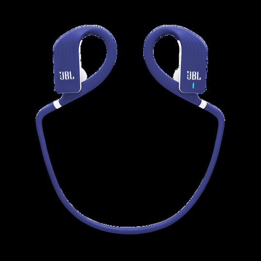 JBL Endurance JUMP - Blue - Waterproof Wireless Sport In-Ear Headphones - Detailshot 2