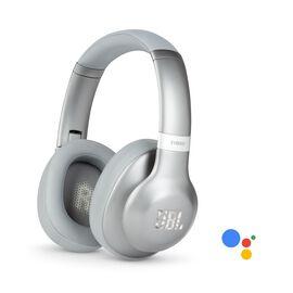 JBL EVEREST™ 710GA - Silver - Wireless over-ear headphones - Hero