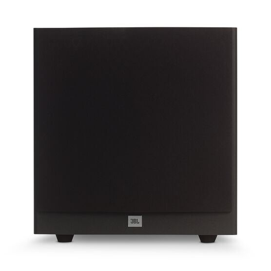 JBL Stage A120P - Black - Home Audio Loudspeaker System - Front