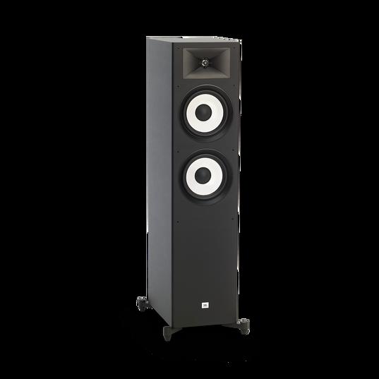 JBL Stage A190 - Black - Home Audio Loudspeaker System - Detailshot 1