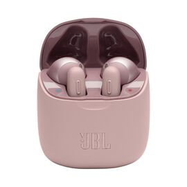 JBL TUNE 220TWS - Pink - True wireless earbuds - Hero