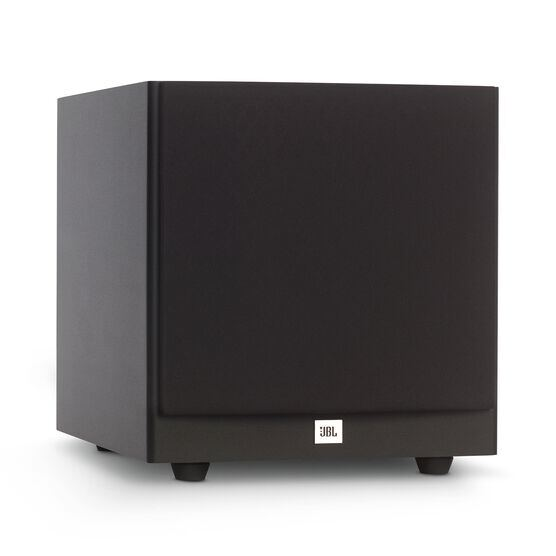 JBL Stage A100P - Black - Home Audio Loudspeaker System - Hero