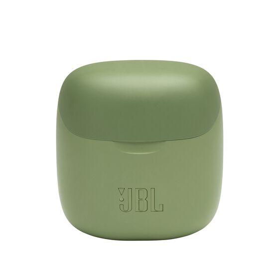 JBL TUNE 220TWS - Green - True wireless earbuds - Detailshot 3