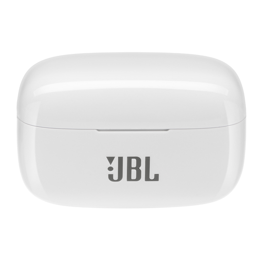 JBL Live 300TWS - White Gloss - True wireless in-ear headphones with Smart Ambient - Detailshot 4