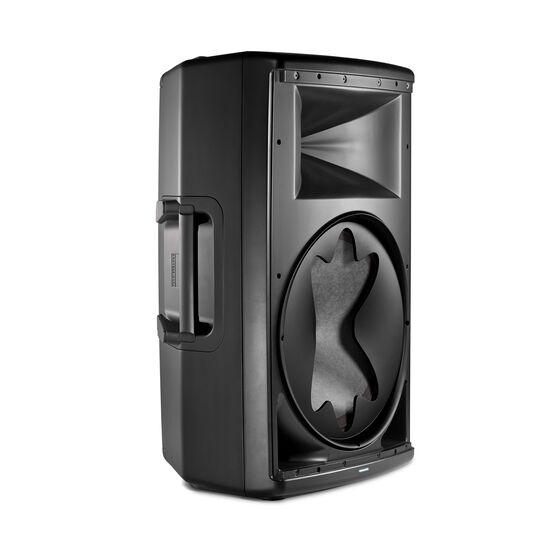 "JBL EON615 - Black - 15"" Two-Way Multipurpose Self-Powered Sound Reinforcement - Detailshot 4"