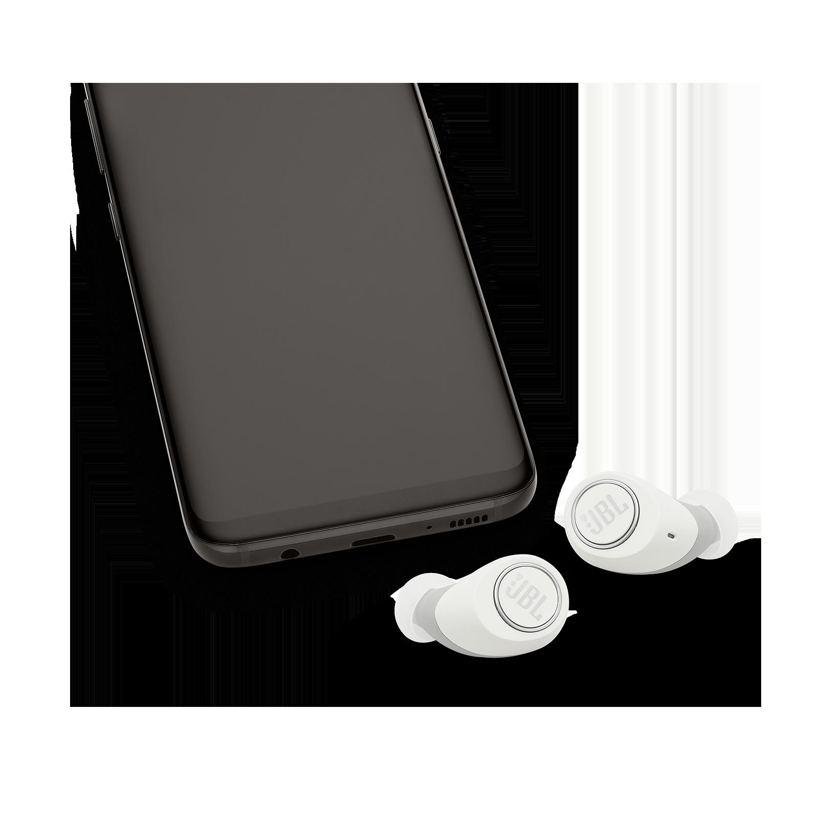 JBL Free X - White - Truly wireless in-ear headphones - Detailshot 4