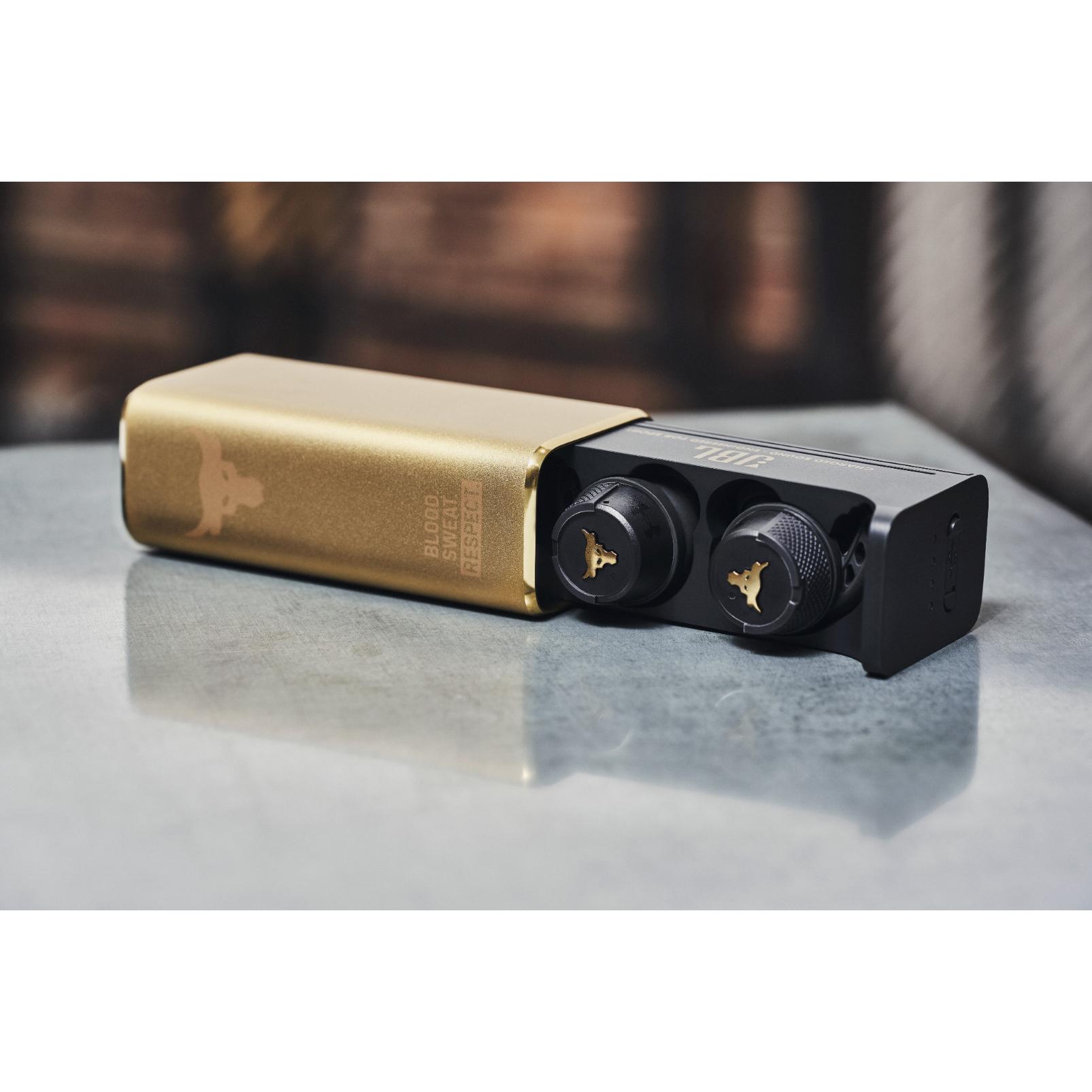 UA Project Rock True Wireless – Engineered by JBL