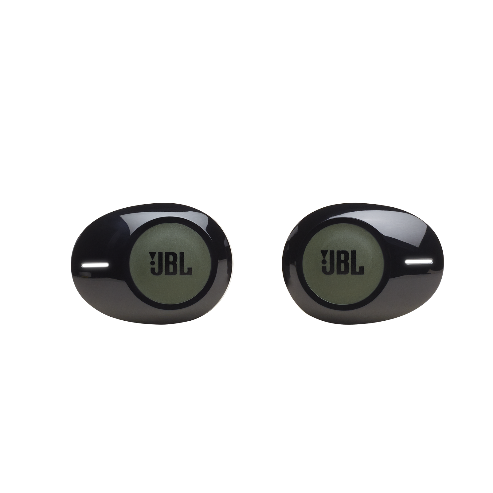 JBL TUNE 120TWS - Green - Truly wireless in-ear headphones. - Front