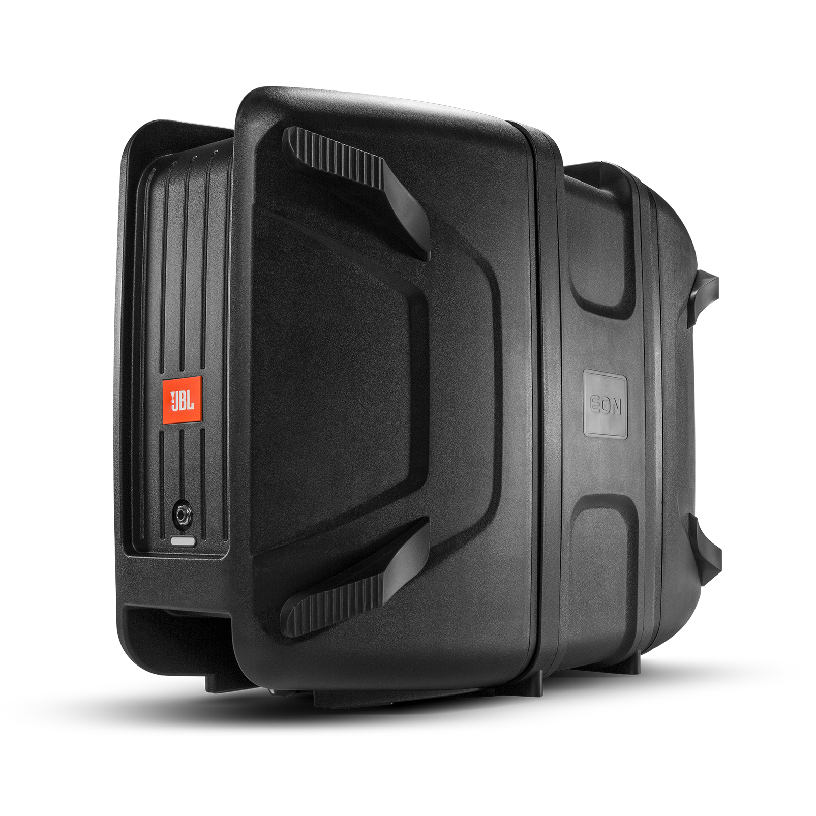 JBL EON208P - Black - Portable 8 in. 2-Way PA with Powered 8-Channel Mixer and Bluetooth® - Detailshot 4