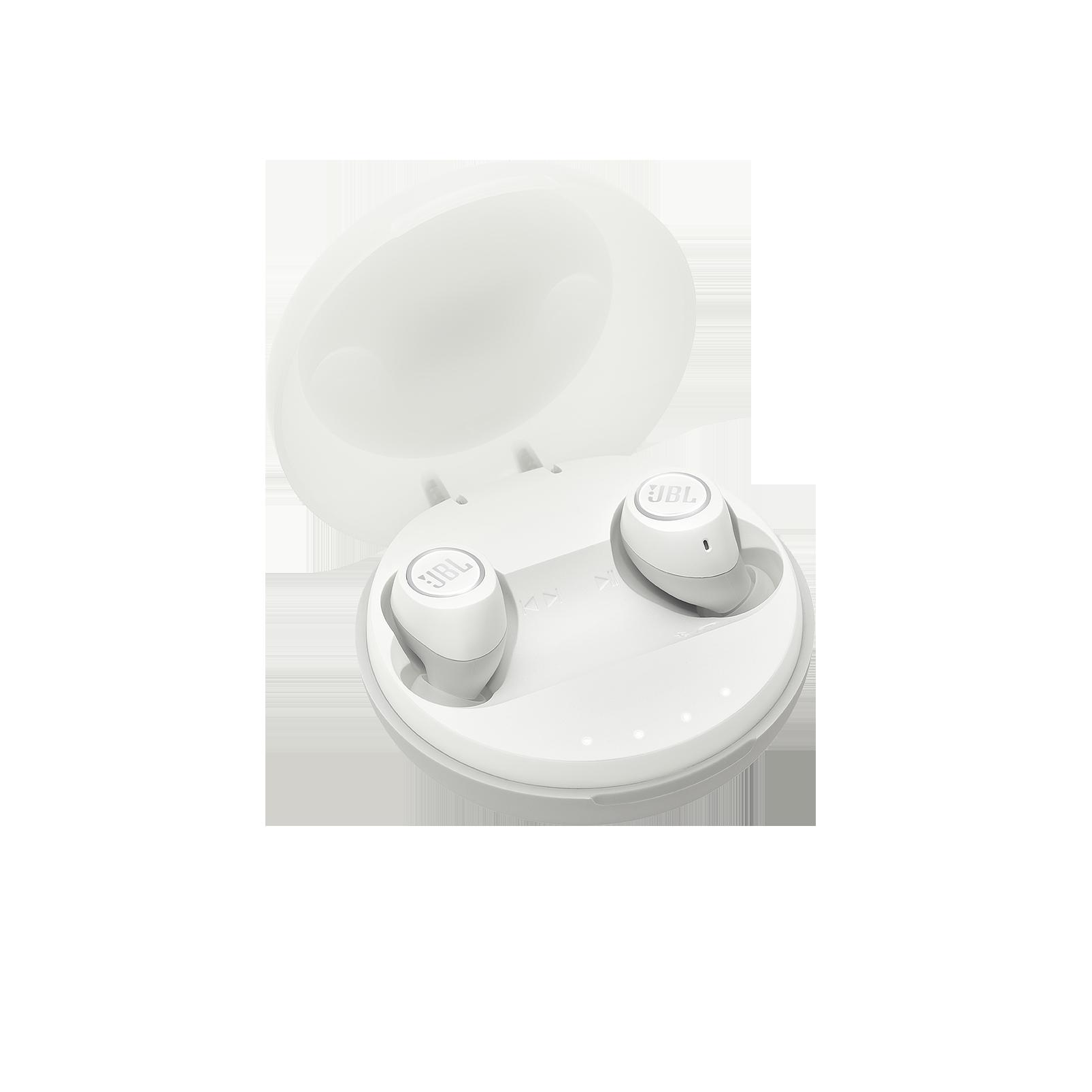 JBL Free X - White - Truly wireless in-ear headphones - Detailshot 1