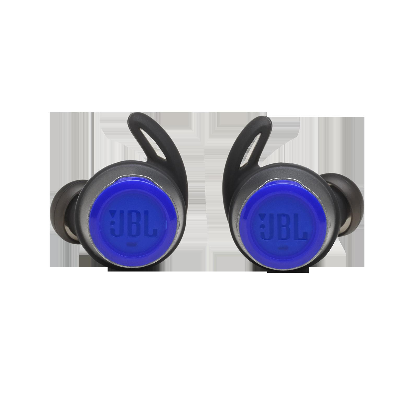 JBL REFLECT FLOW - Blue - True wireless sport headphones. - Front