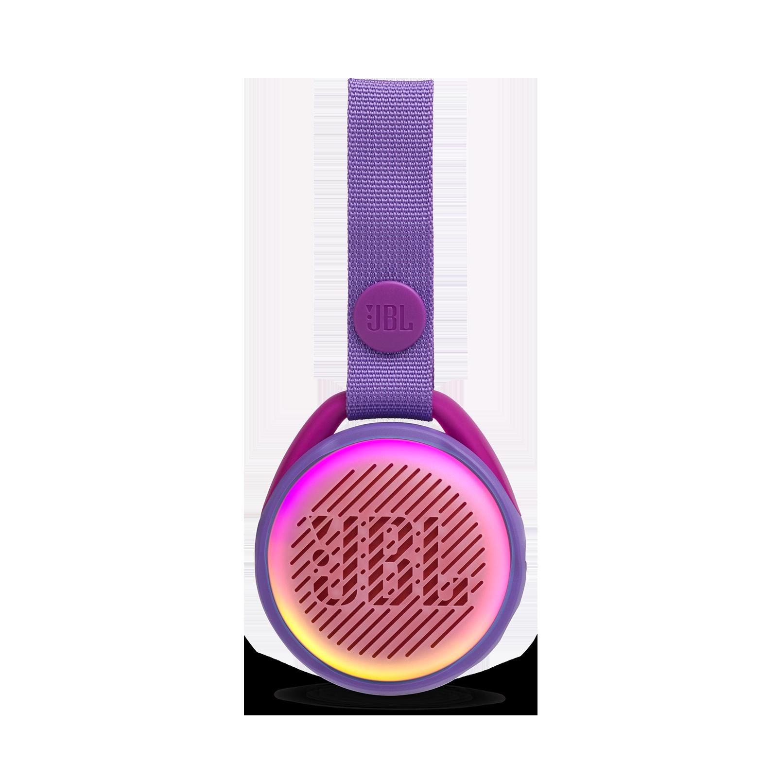 JBL JR POP - Iris Purple - Portable speaker for kids - Front