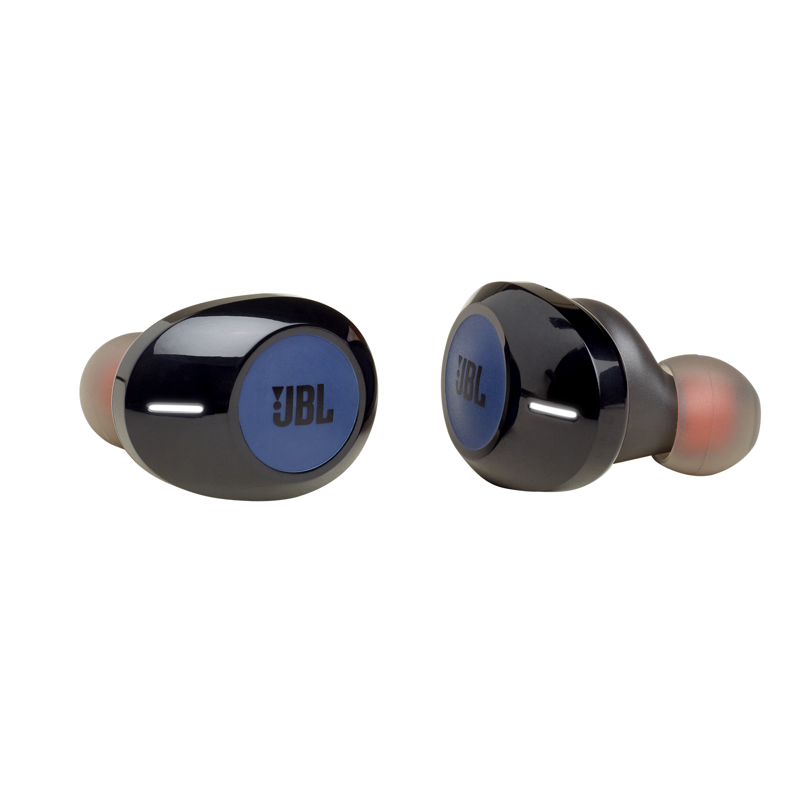 JBL TUNE 120TWS - Blue - Truly wireless in-ear headphones. - Detailshot 2