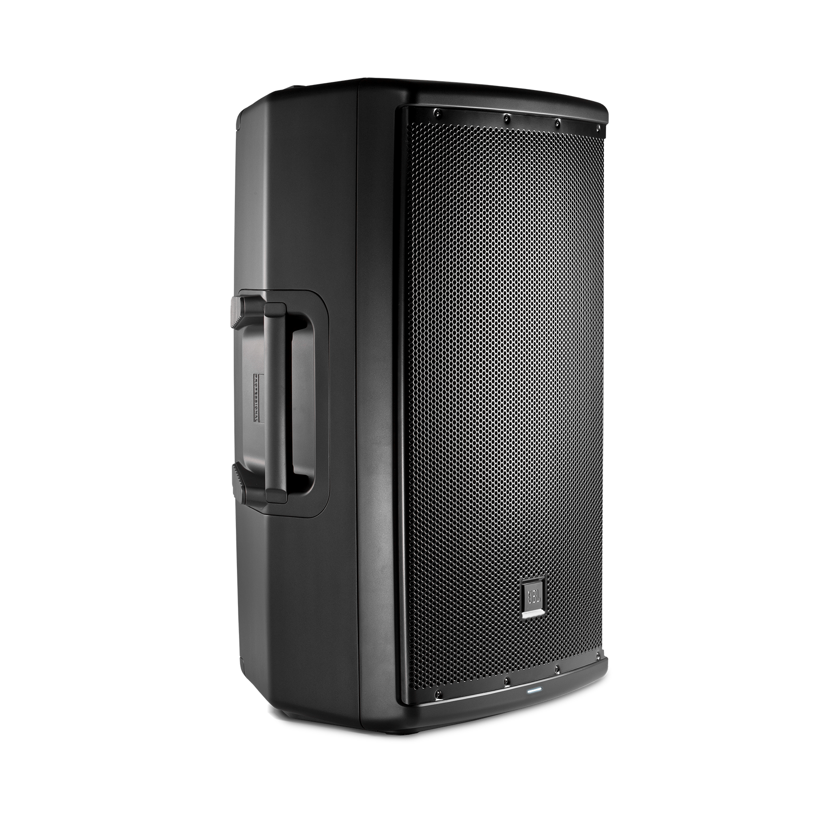 "JBL EON615 - Black - 15"" Two-Way Multipurpose Self-Powered Sound Reinforcement - Detailshot 1"