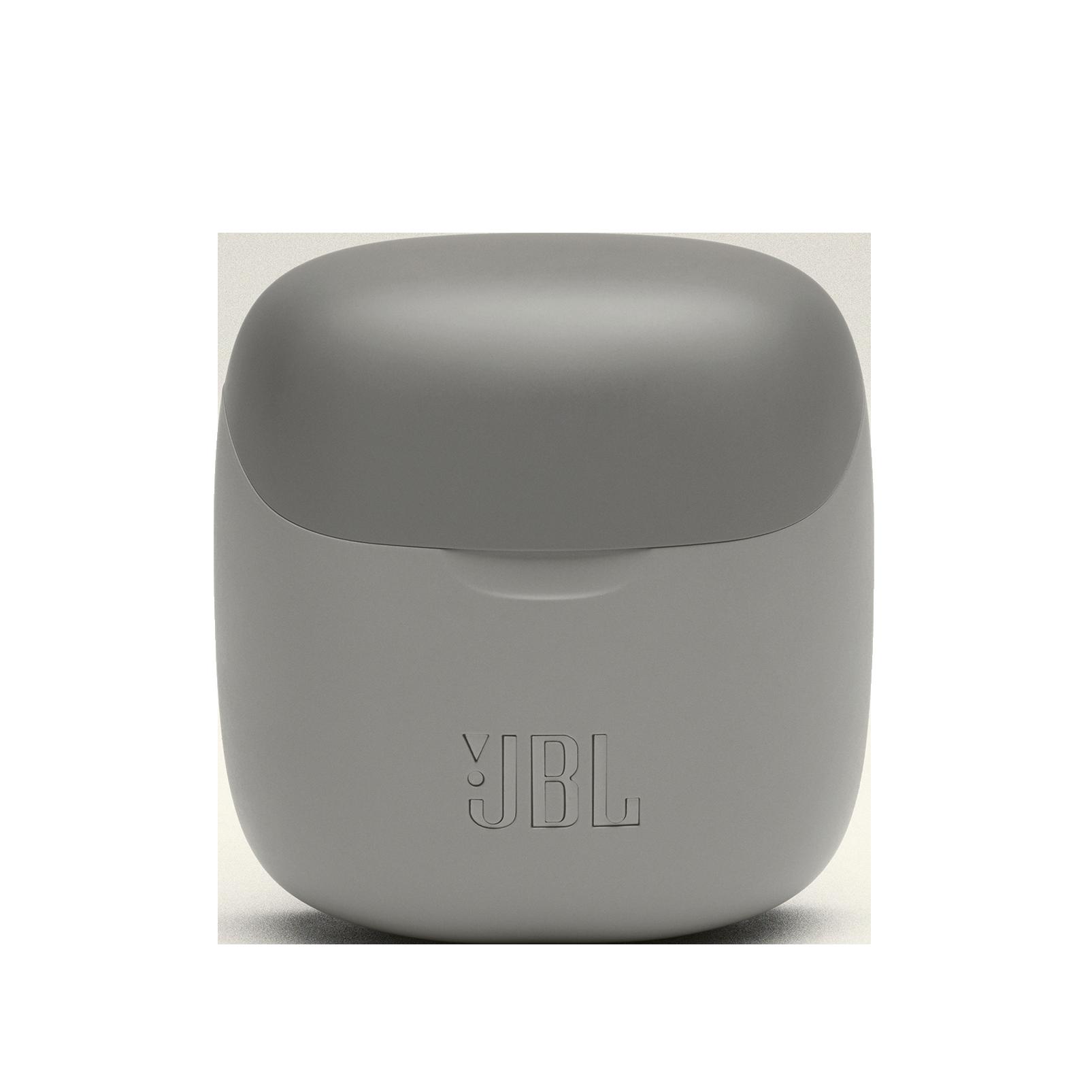 JBL TUNE 220TWS - Grey - True wireless earbuds - Detailshot 3